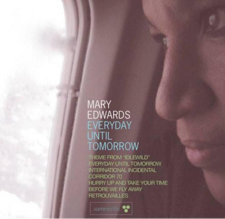 Mary Edwards Tour Dates