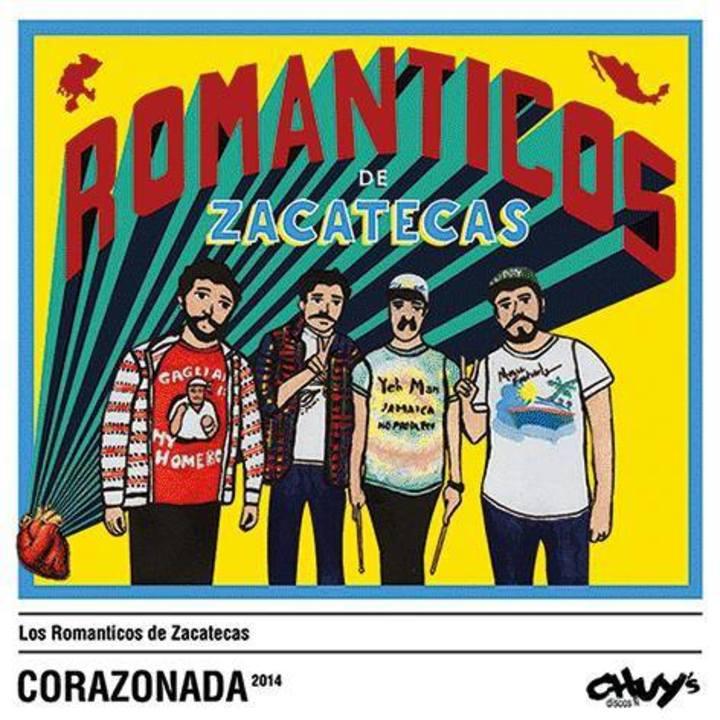 Los Romanticos De Zacatecas (OFICIAL) Tour Dates