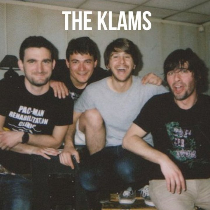 The Klams Tour Dates