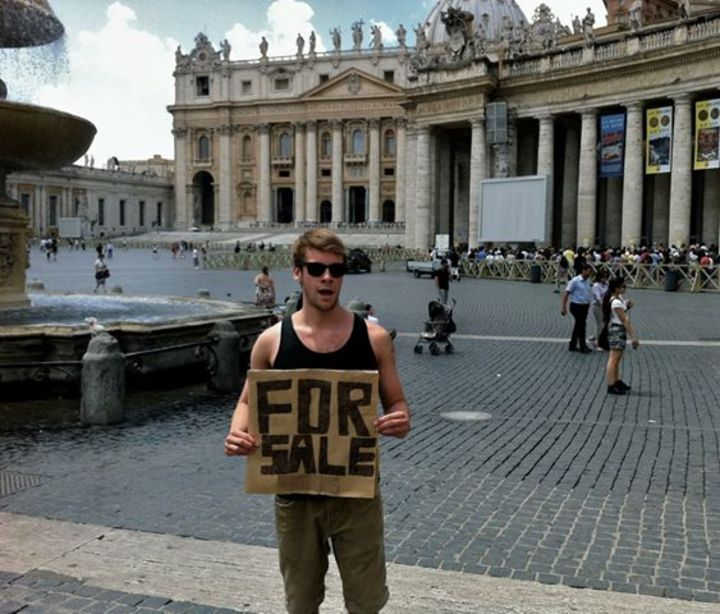 Sell The Vatican Tour Dates