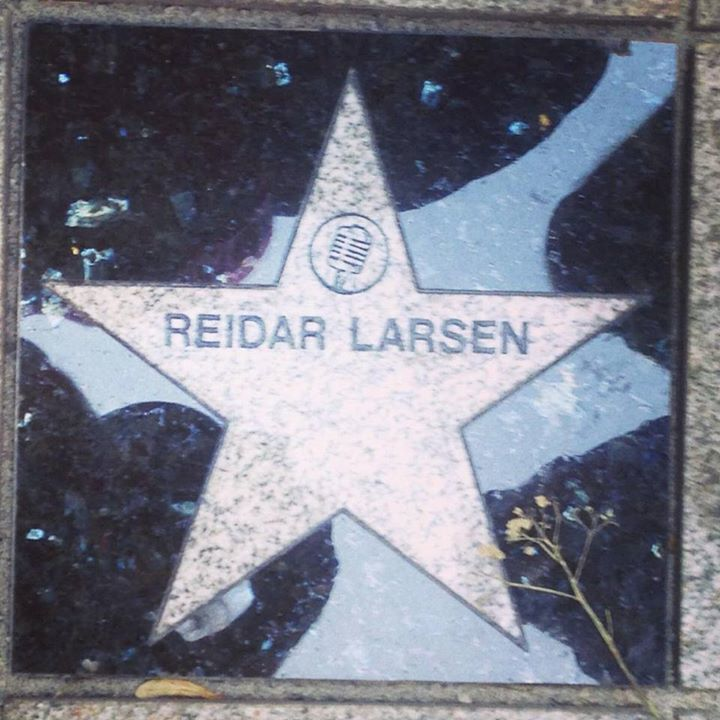 Reidar Larsen & the Storytellers Tour Dates