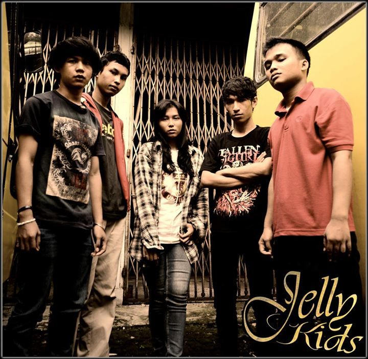 Jelly Kids Tour Dates