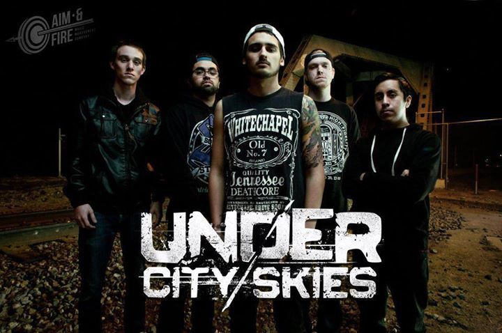 Under City Skies Tour Dates