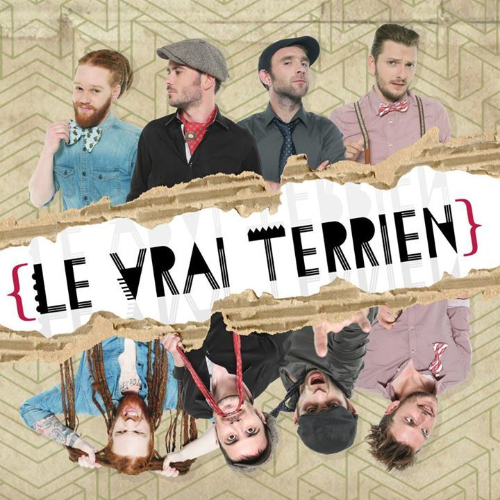 Le Vrai Terrien Tour Dates