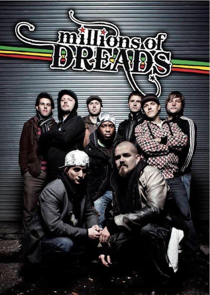 Millions Dreads Tour Dates