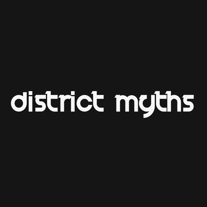 District Myths Tour Dates