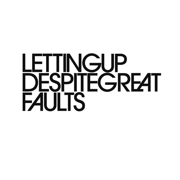 Letting Up Despite Great Faults Tour Dates