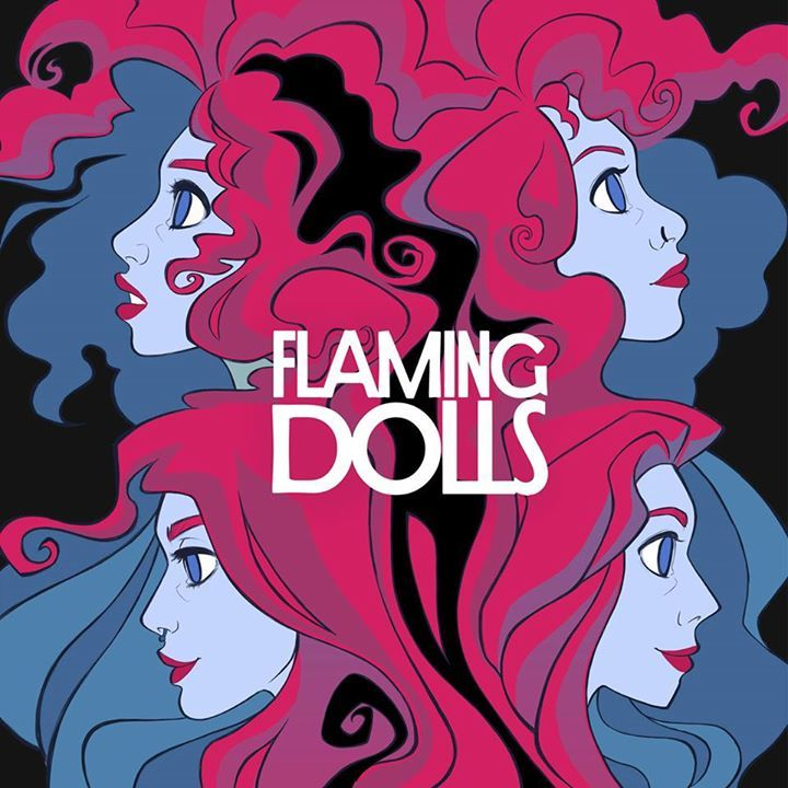 Flaming Dolls Tour Dates