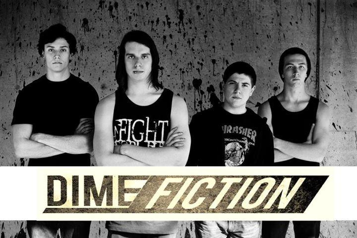 Dime Fiction Tour Dates