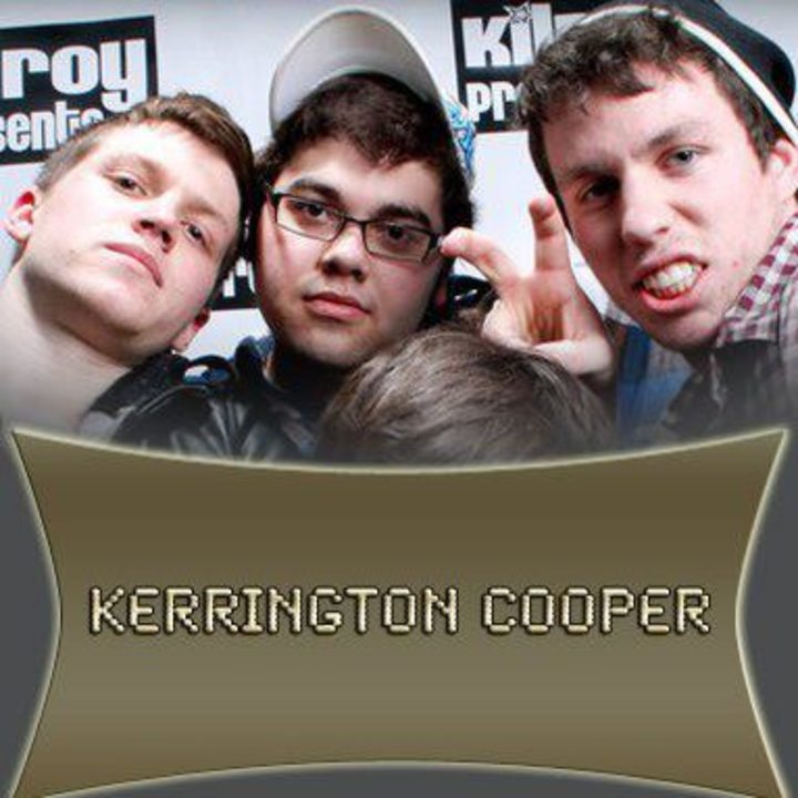 Kerrington Cooper Tour Dates