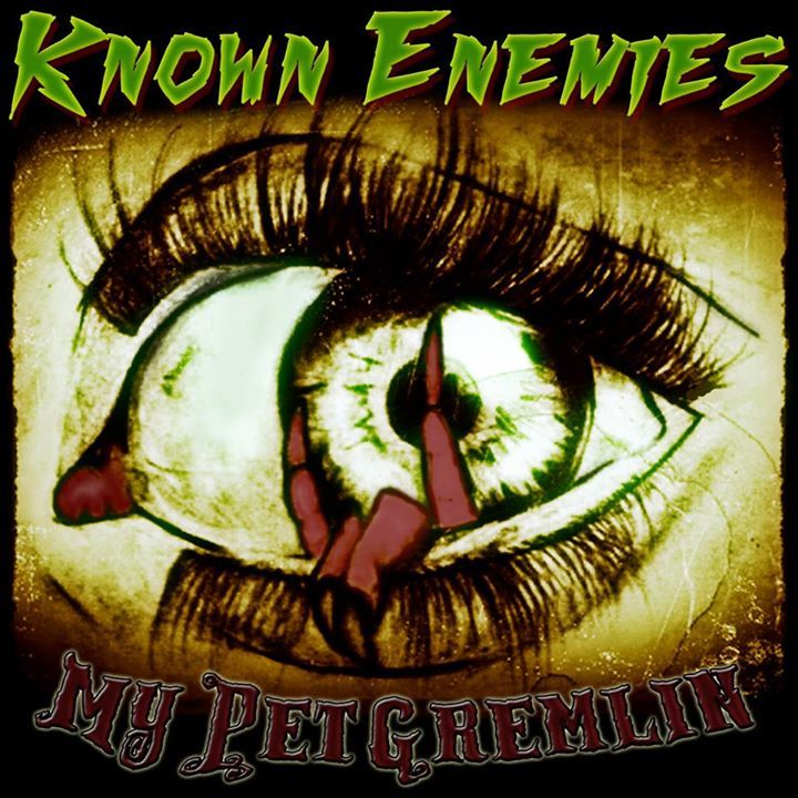 Known Enemies Tour Dates