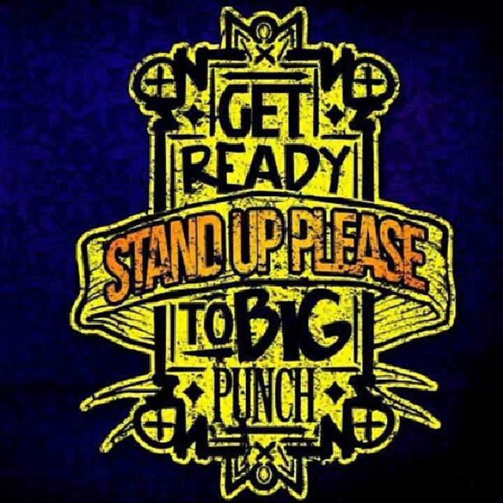 Stand up please Tour Dates