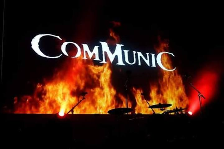 Communic Tour Dates