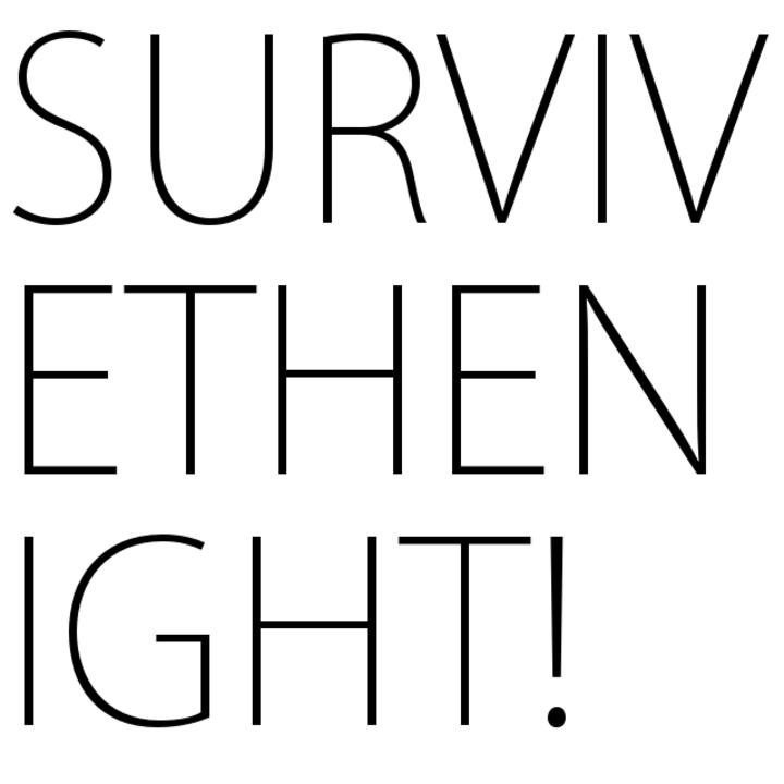 Survivethenight! Tour Dates