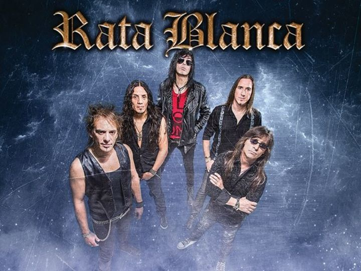 Rata Blanca @ The Ground - Miami, FL