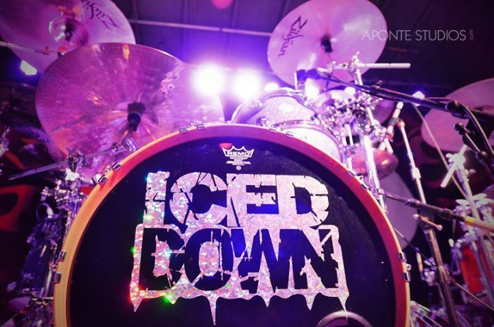 Iced Down Tour Dates