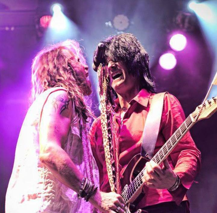 Aerosmith Rocks tribute band Tour Dates