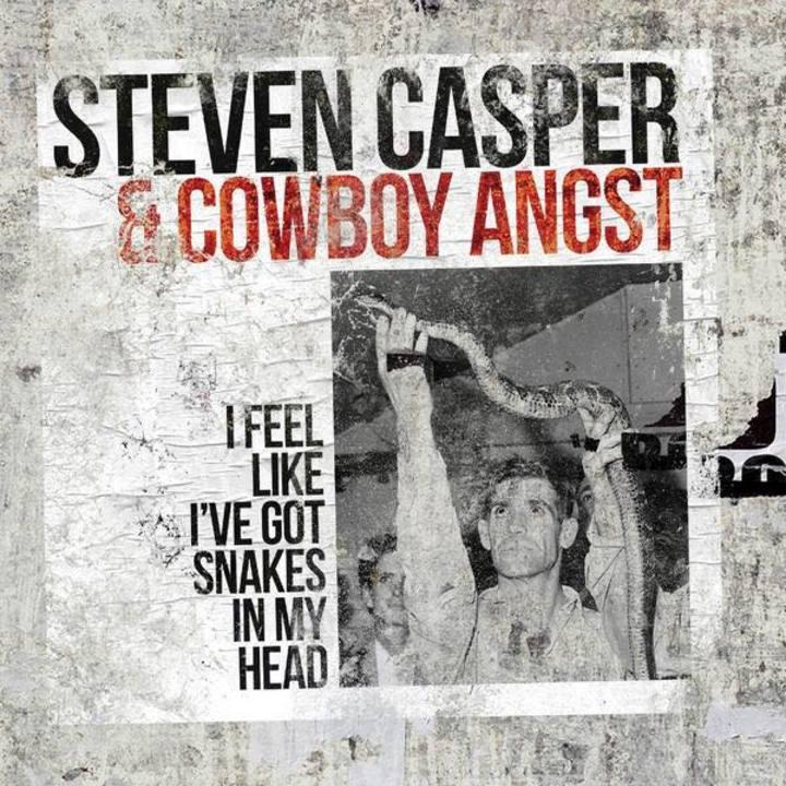 Steven Casper & Cowboy Angst Tour Dates