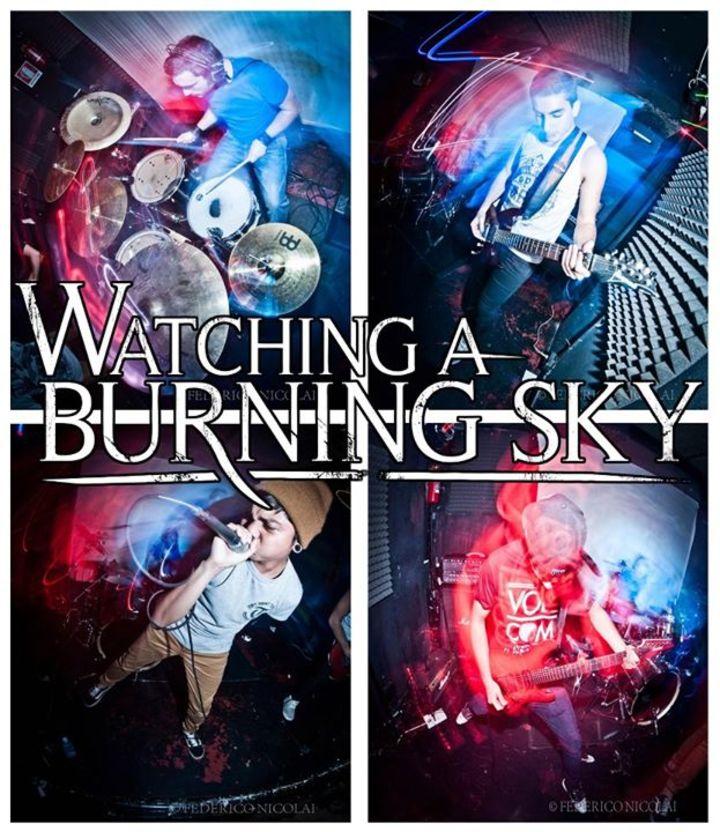Watching A Burning Sky Tour Dates