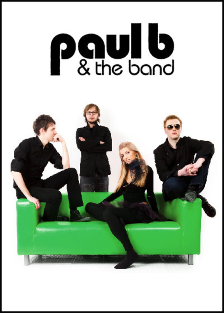 PAUL B & THE BAND Tour Dates