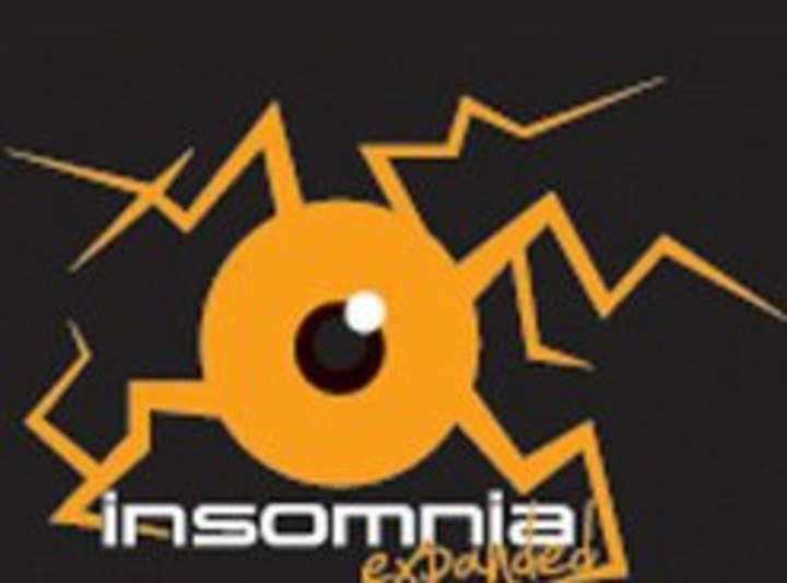 Insomnia Events Tour Dates