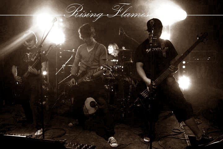 Rising Flames Tour Dates
