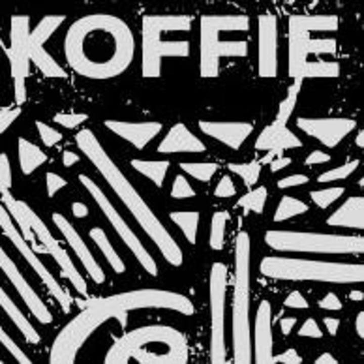 De Band KOFFIE Tour Dates