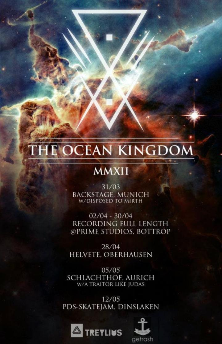 The Ocean Kingdom Tour Dates