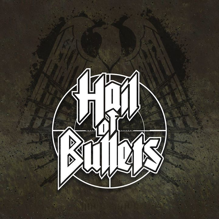 Hail of Bullets Tour Dates