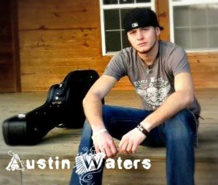 Austin Waters Tour Dates