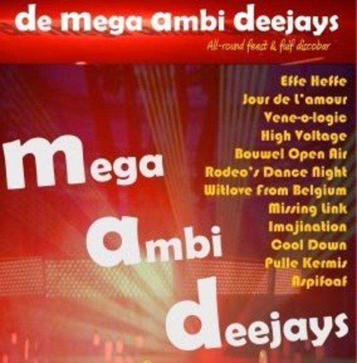 De Mega Ambi Deejays Tour Dates