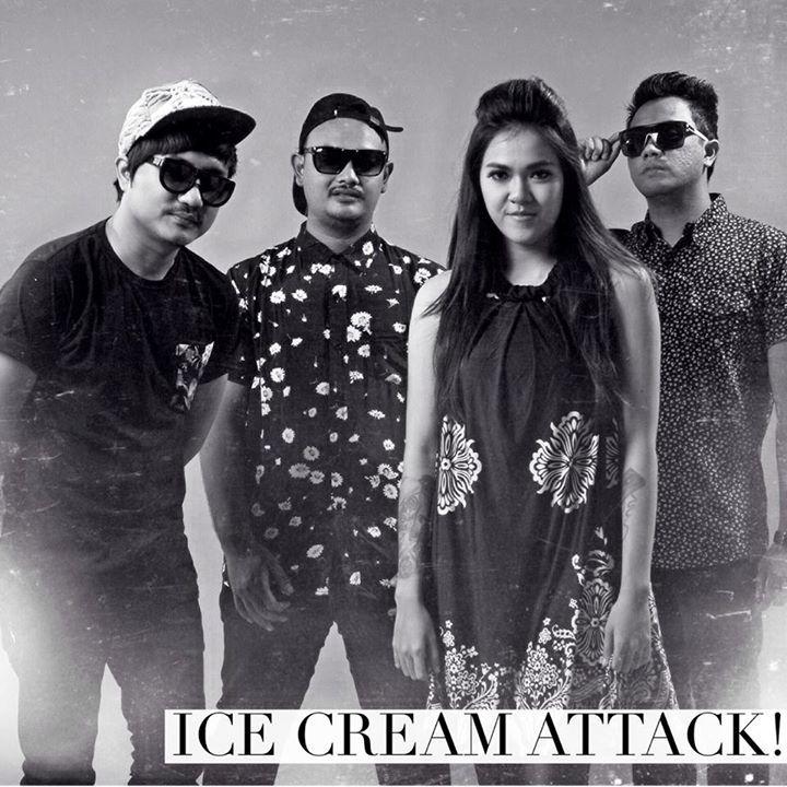 ice cream attack Tour Dates