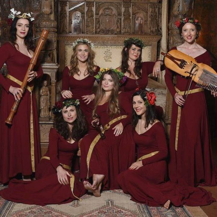 Mediaeval Baebes (Official) Tour Dates