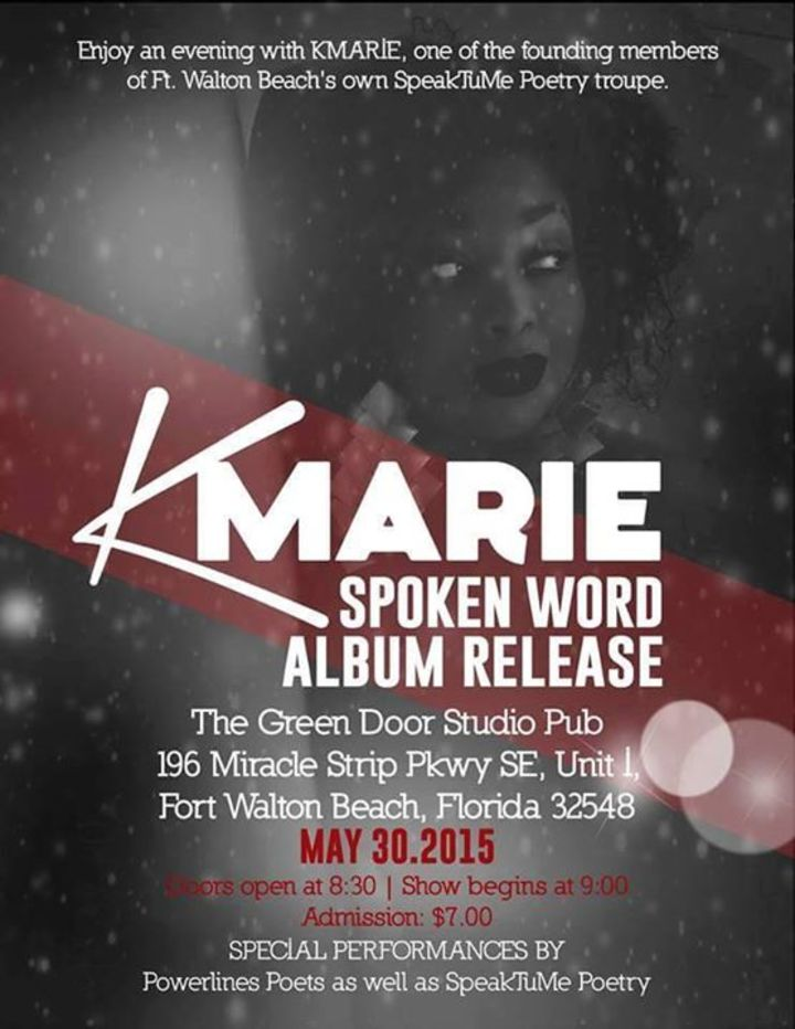 KMarie Tour Dates