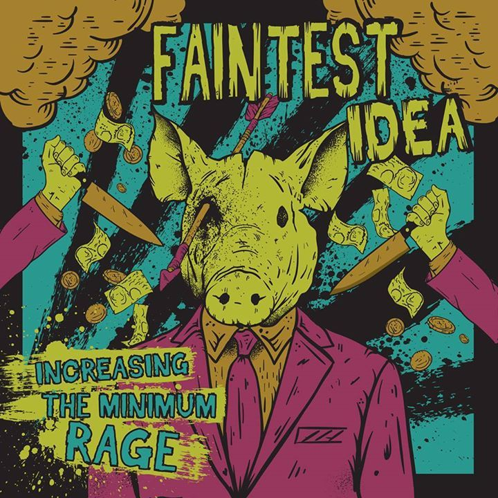 Faintest Idea Tour Dates