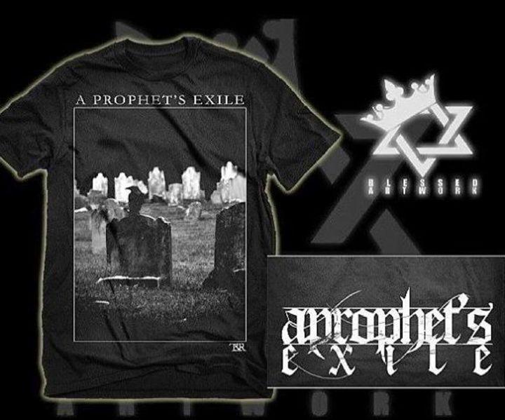 A Prophet's Exile Tour Dates