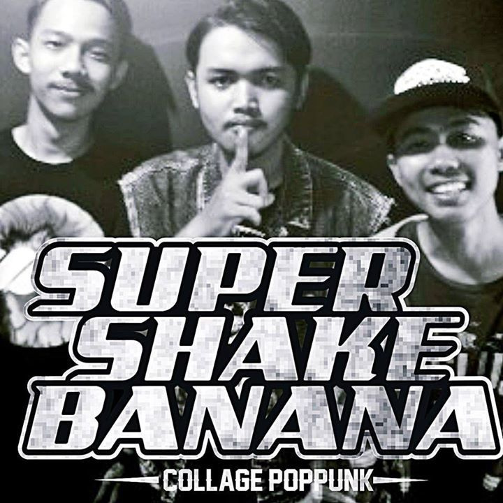 SUPER SHAKE BANANA Tour Dates