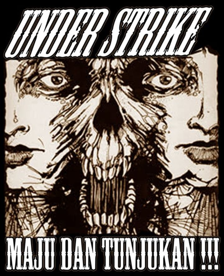 Under Strike Tour Dates