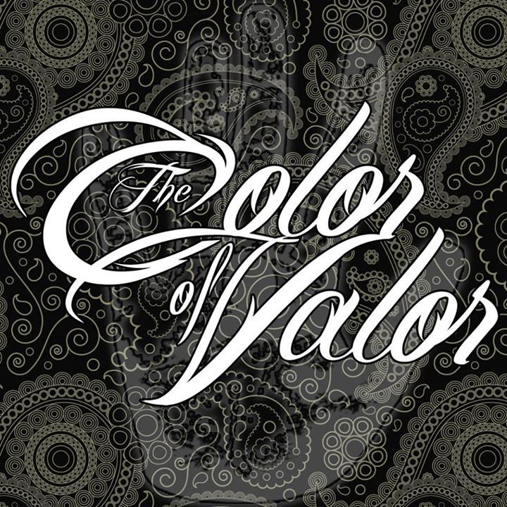 The Color of Valor Tour Dates