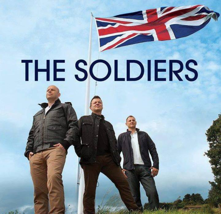 The Soldiers Tour Dates