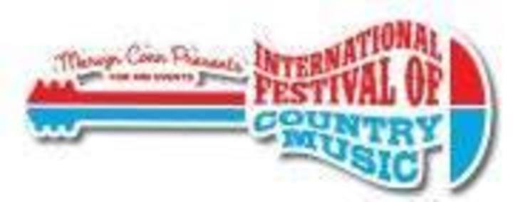 International Festival Of Contry Music Tour Dates