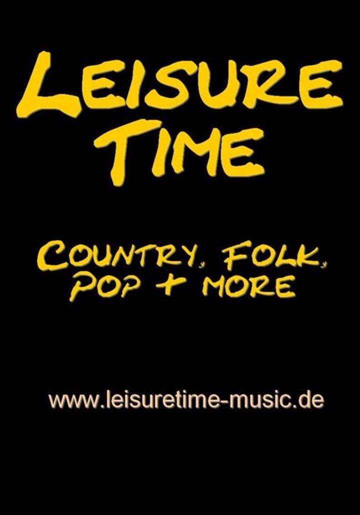 Leisure Time Tour Dates