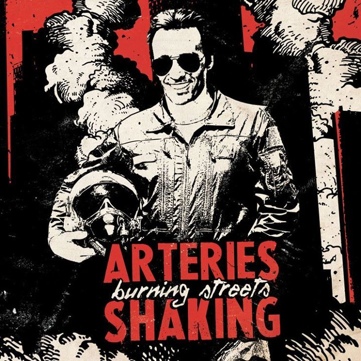 Arteries Shaking Tour Dates