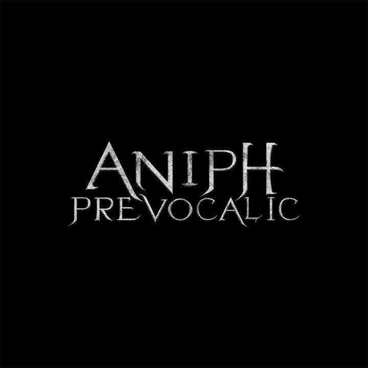 Aniph Prevocalic Tour Dates