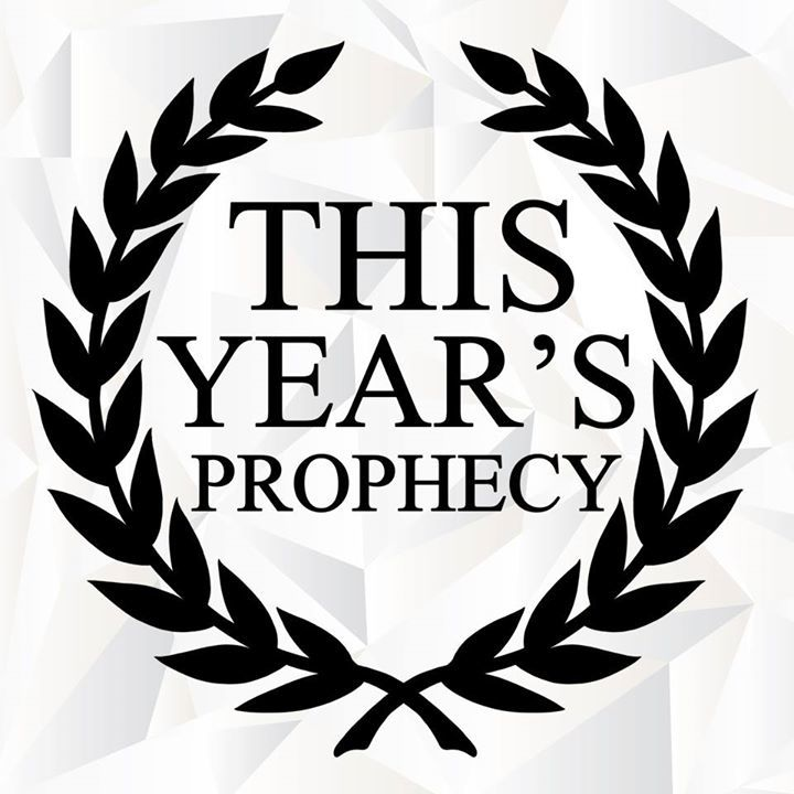 This Year's Prophecy Tour Dates