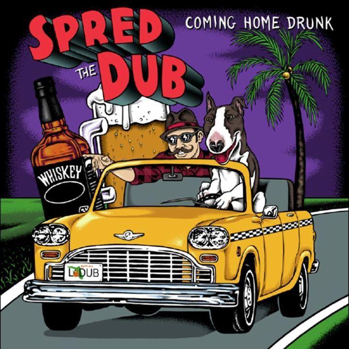 Spred The Dub Tour Dates