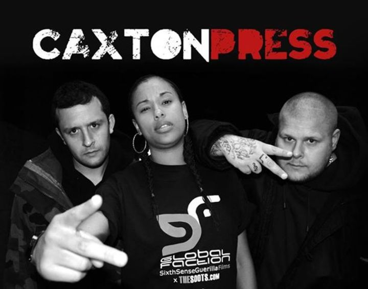 CaxtonPress Tour Dates