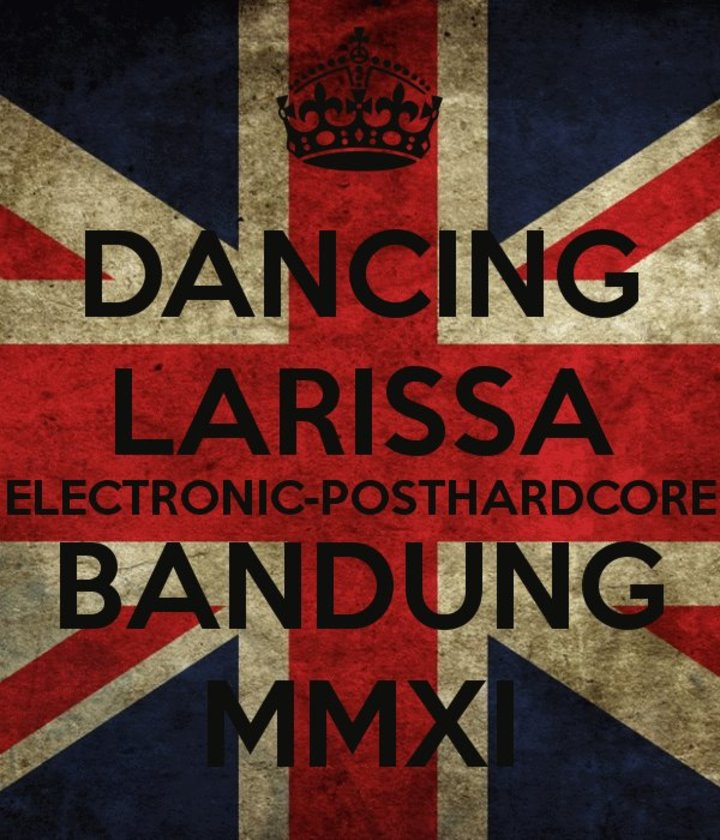 Dancing Larissa Tour Dates