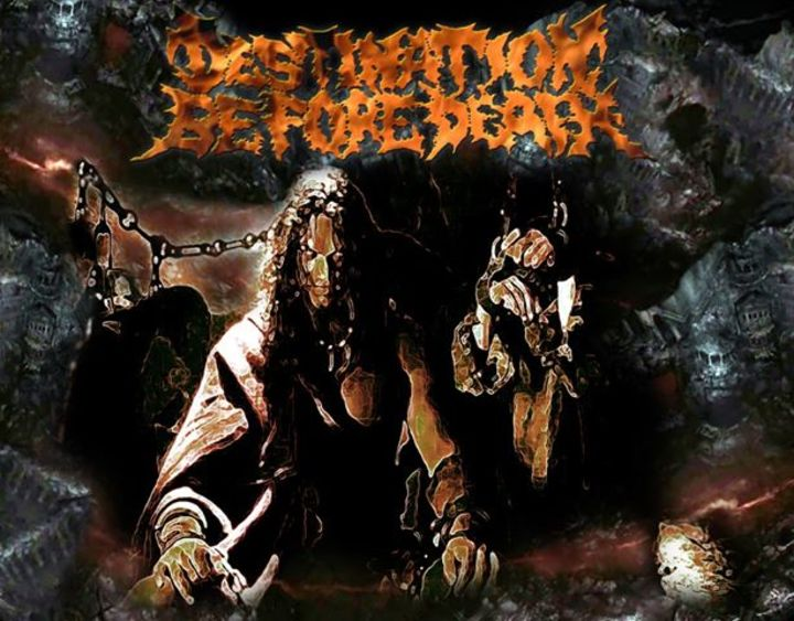 DESTINATION BEFORE DEAD Tour Dates