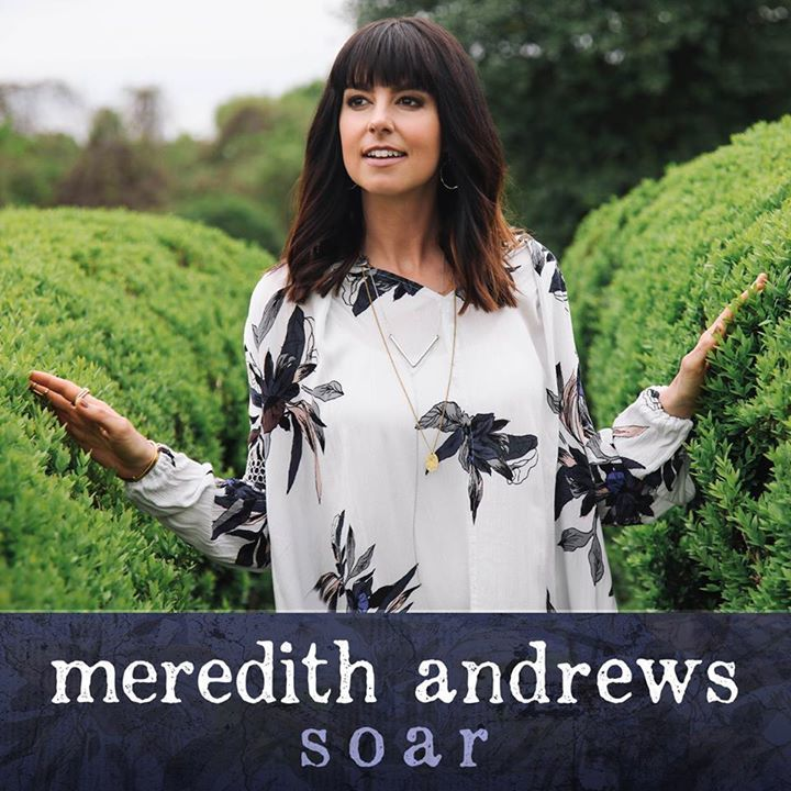Meredith Andrews @ Ludlow High School Auditorium - Ludlow, MA